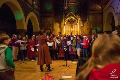 Jericho Singers Christmas Concert 2014