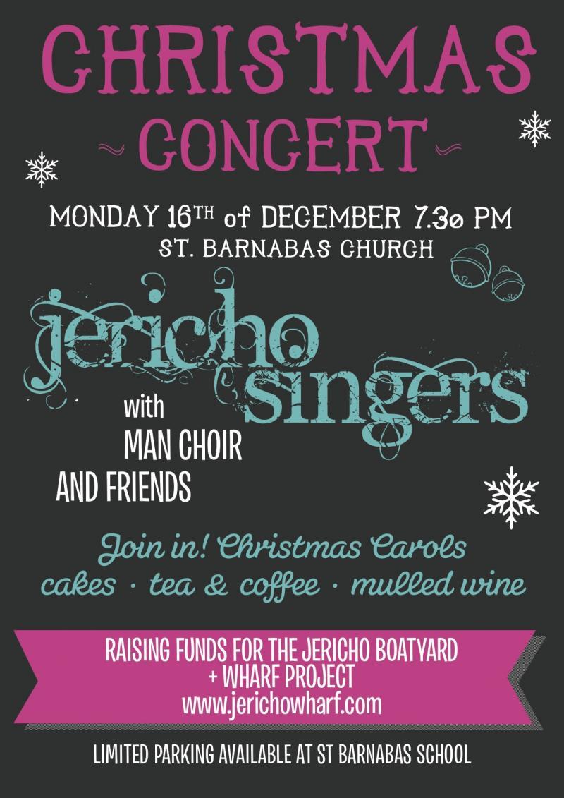 Jericho Singers Christmas Concert 2013