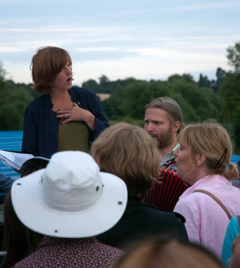 Jericho Singers Summer Boat Trip 2017